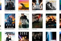 Showcase entertainment rewards on your website