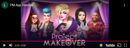 Project Makeover - casual game